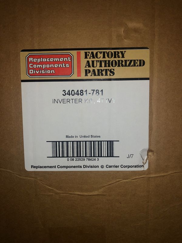 Replacement components
