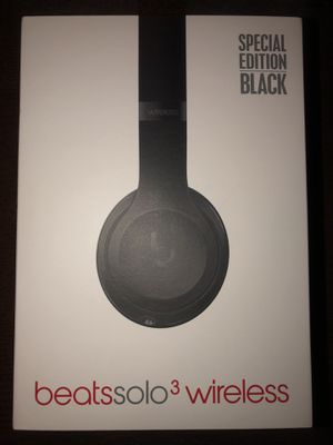 Beats solos 3 for Sale in Redwood City, CA