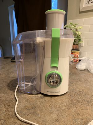 Hamilton Beach Juicer (great condition!) for Sale in Fife, WA