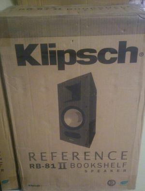 Klipsch RB-81II for Sale in Chandler, AZ