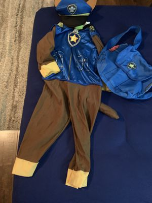 Paw patrol kids costume! for Sale in Sunnyvale, CA