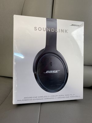 Bose Soundlink Wireless Headphones for Sale in Los Angeles, CA