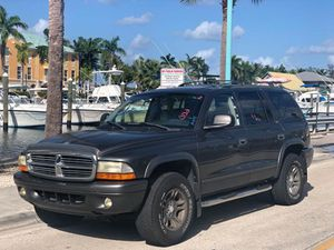 2002 Dodge Durango for Sale in Boynton Beach, FL