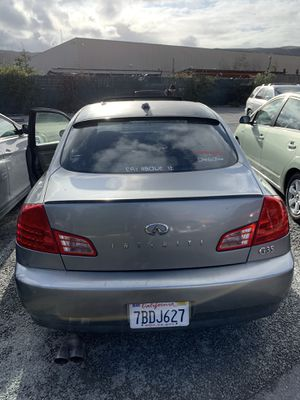 Infiniti G35 2004 for Sale in Daly City, CA