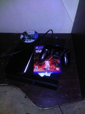 PS4 work perfectly just don't have time for it anymore for Sale in Columbus, OH