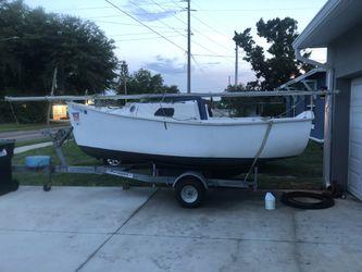 slipper 17 sailboat for Sale in Orlando,  FL