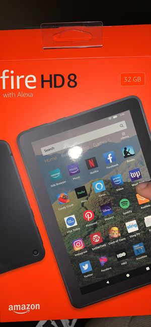 Amazon fire tablet for Sale in Lockport, IL