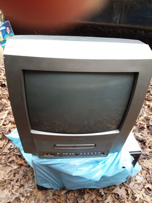 TV with DVD plsyer for Sale in Millersville, MD