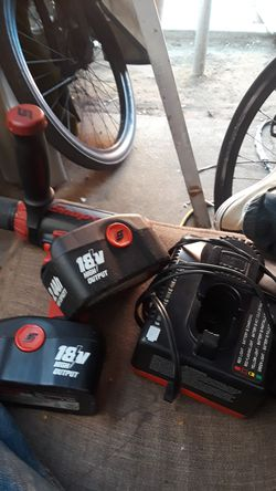 Snap-on drill with battery charger and extra battery for Sale in Los Angeles,  CA