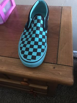 Checkered vans for sale for Sale in Jacksonville, FL
