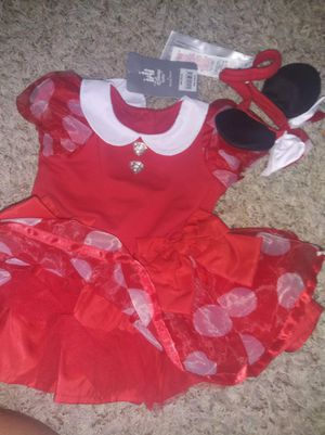 Minnie Mouse costume for Sale in Garland, TX
