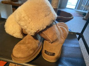 Uggs boots, women's size 6 - $50 for Sale in Maitland, FL