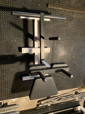 Seated Calf Raise Machine Commercial weights gym dumbbells for Sale in Salem, MA