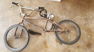 BMX Bike Project GT Parts for Sale in Dallas, TX