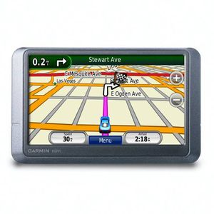 Garmin Nuvi 205W Portable GPS (Tested Works) With Car Charger Bundle for Sale in Chicago, IL