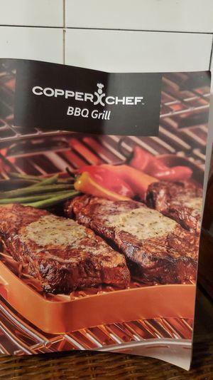 NIB Copper Chef BBQ Grill for Sale in San Antonio, TX