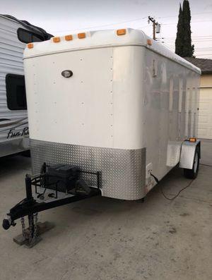 2012 Custom Interstate 6x12 Cargo Toyhauler for Sale in Fontana, CA