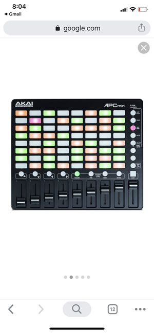Akai APC Ableton Live compact Mini controller for Sale in Bakersfield, CA