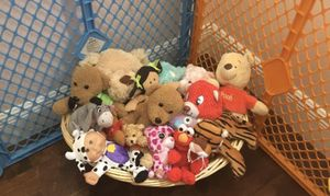 Teddy Bears and more toys for Sale in Cooper City, FL