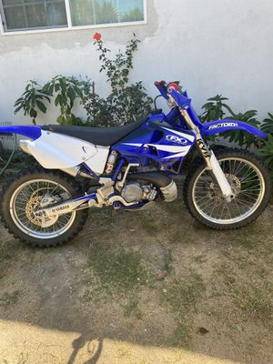 2001 Yamaha yz250 for Sale in Los Angeles, CA