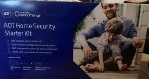 ADT Home Security Starter Kit (Samsung) for Sale in St. Louis, MO