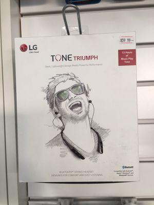 LG Bluetooth Headphones for Sale in Las Vegas, NV