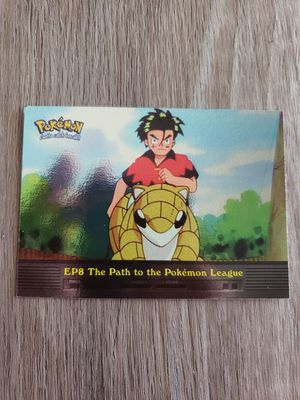 Topps Ep8 The Path To The Pokemon League holo for Sale in Davenport, FL