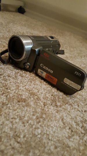 Cannon FS11 Digital Camcorder for Sale in Forest Heights, MD