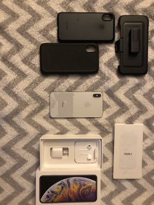 iPhone XS Max 256gig Unlocked for Sale in Phoenix, AZ