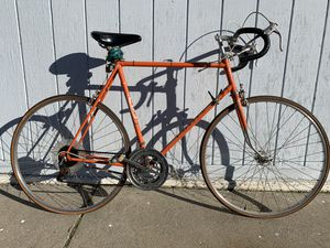 MAGNEET 1971 sprint de luxe road bike for Sale in Oroville, CA
