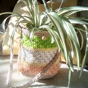Plant/macrame for Sale in Tulare, CA