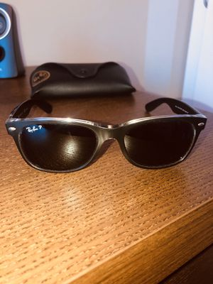 Ray Ban Sunglasses 100% UV protection polarized for Sale in Fishers, IN
