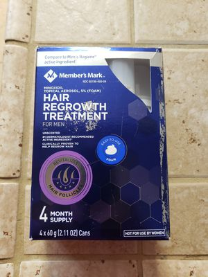 Members Mark Hair Regrowth Treatment for Sale in Reedley, CA