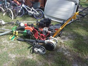 Various lawn equipment for Sale in Jacksonville, FL