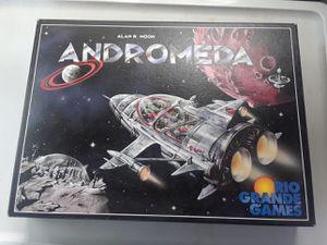 Andromeda board game for Sale in Fort Pierce, FL