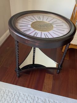 rare clock table for Sale in Lake Oswego,  OR