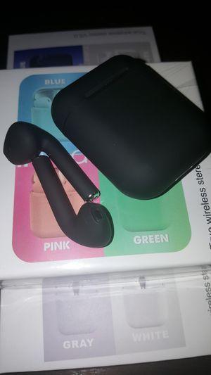 New Wireless Earphones Matte Black for Sale in Los Angeles, CA