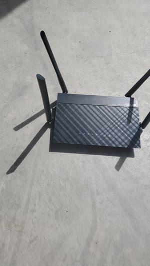 ASUS AC-1200 wireless router for Sale in Denver, CO