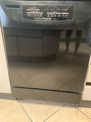 Kitchen aid, magic chef, GE, thermador BLACK appliances! for Sale in San Diego, CA