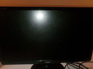 Acer Computer monitor for Sale in Ellenwood, GA