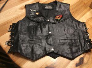 Harley Davidson Woman's Vest XXL for Sale in Pearisburg, VA