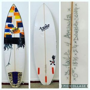 Toole Surfboard for Sale in Alameda, CA