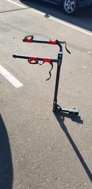 Haul master bike rack , holds 2 $30.00 for Sale in Morrison, CO