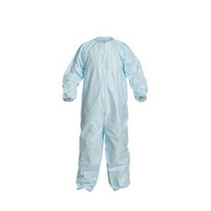 Case Of 25 DuPont Clean Room Coveralls, Sterile, Individually Wrapped, Disposable, 2/2024 for Sale in Edgerton, MO