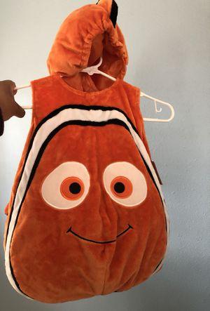 Disney Store Finding Nemo 24- 36 month Costume for Sale in San Fernando, CA