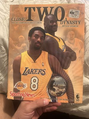 Lakers book for Sale in South Gate, CA