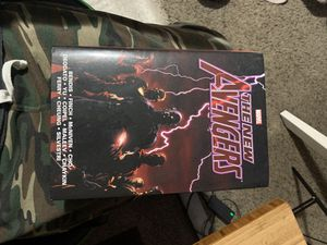 The New Avengers (HC omnibus) for Sale in Auburn, WA