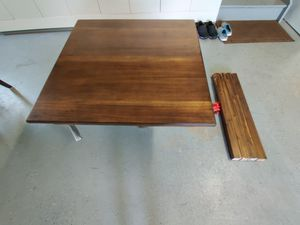 Brushwood Signature Ashley Dining Table (Only) from Raymour and Flanigan, COMPLETELY NEW for Sale in Warrington, PA