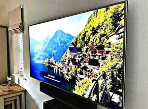 LG 60UF770V Smart TV for Sale in New Leipzig, ND