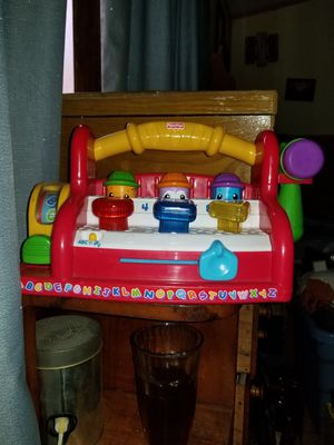 Fisher price tool box learning toy for Sale in Kutztown, PA